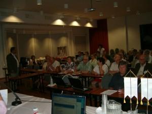 Sukukokouksen osanottajia_ 3.7.2011